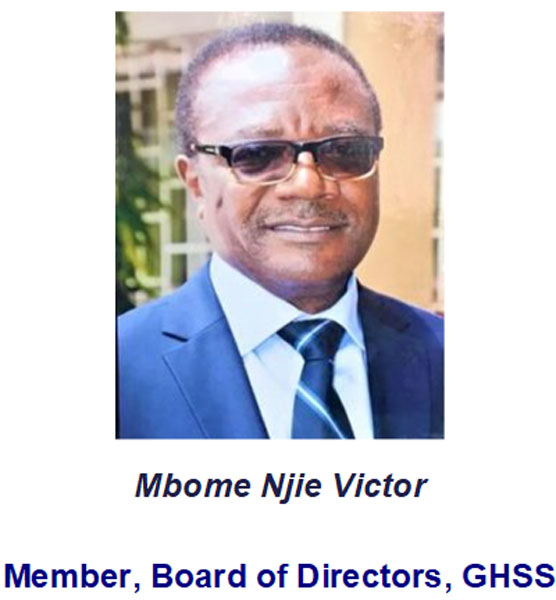 Mbome Njie Victor